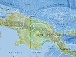 m6.3 earthquake papua new guinea april 7 2018, earthquake M6.3 earthquake april 7 2018, m6.3 earthquake papua new guinea april 7 2018 map