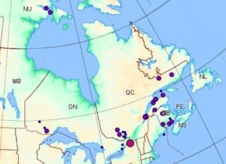 mysterious earthquake swarm mcadam new brunswick canada, mcadam earthquake swarm video, mcadam earthquake swarm mystery, mcadam earthquake swarm april 2018, mcadam earthquake swarm canada new brunswick, Mysterious earthquake swarm rattles inhabitants of McAdam in New Brunswick and nobody knows where the quakes come from