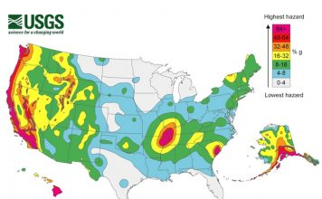 most dangerous us fault lines, What are the most dangerous fault lines in the USA?