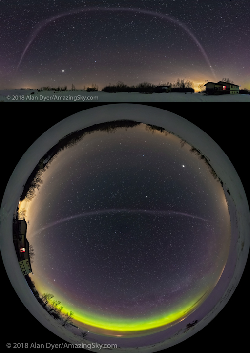 steve space weather phenomenon