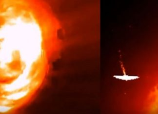 strange sun objects, Strange objects orbiting around the sun, Strange objects orbiting around the sun video