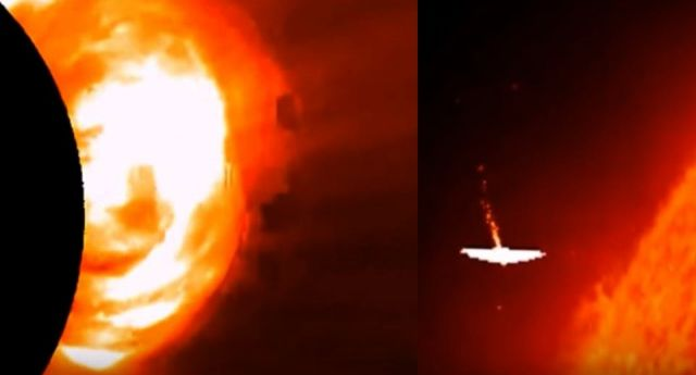 Unknown Objects Near the Sun