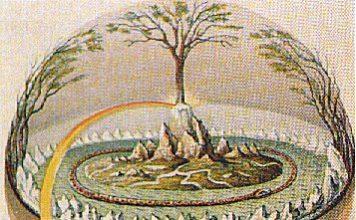 tree mythology,