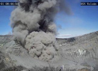 volcano eruption, volcanic eruption april 1 2018, volcanic eruption april 2018