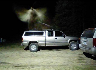 angel sighting, angel east jordan michigan, angel east jordan michigan may 2018, strange winged creature east jordan michigan may 2018