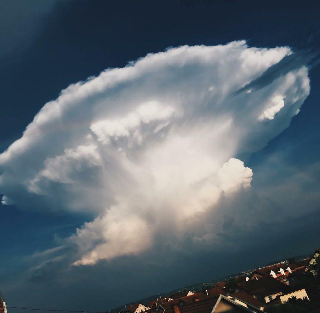 cumulonimbus, cumulonimbus belgrad cumulonimbus belgrad may 2018