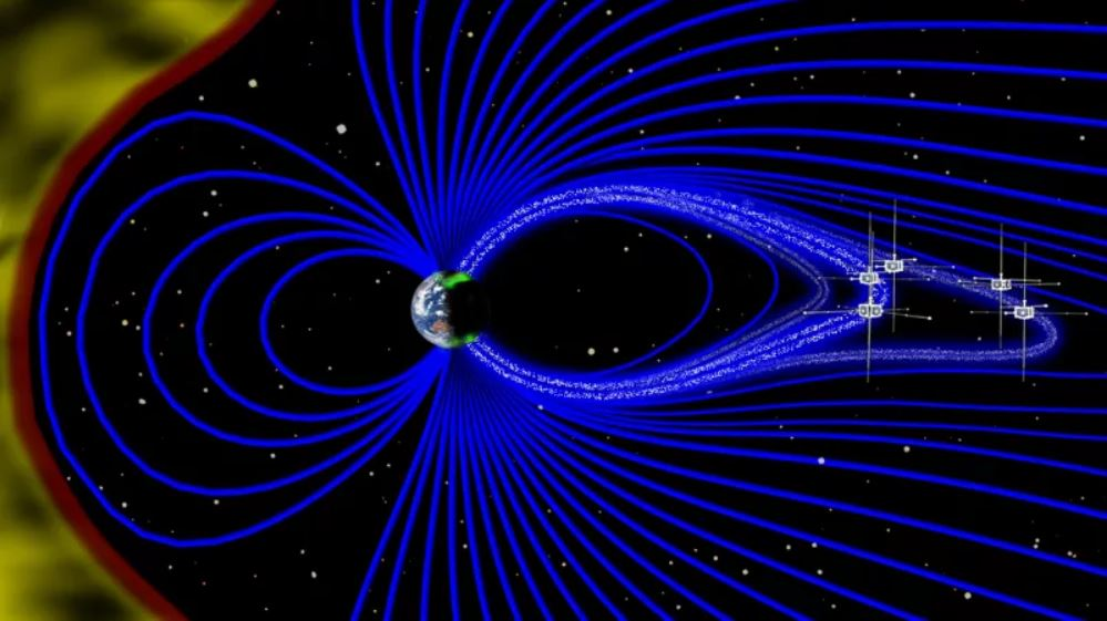 Earth magnetic field is NOT about to flip, earth magnetic flip, earth magnetic flip not now,