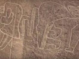 giant drawings near nazca lines peru, new drawings near nazca lines peru, discovery of new drawings near Nazca lines in peru
