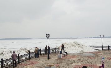 ice tsunami ob river russia, ice tsunami ob river russia pictures, ice tsunami ob river russia video, ice tsunami ob river russia may 2018