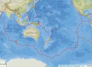 lack of large earthquakes april-may 2018, No large earthquakes have hit since 13 days. A lot of pressure is building up
