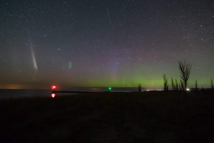 steve sky phenomenon, steve sky phenomenon pictures, steve sky phenomenon may 2018
