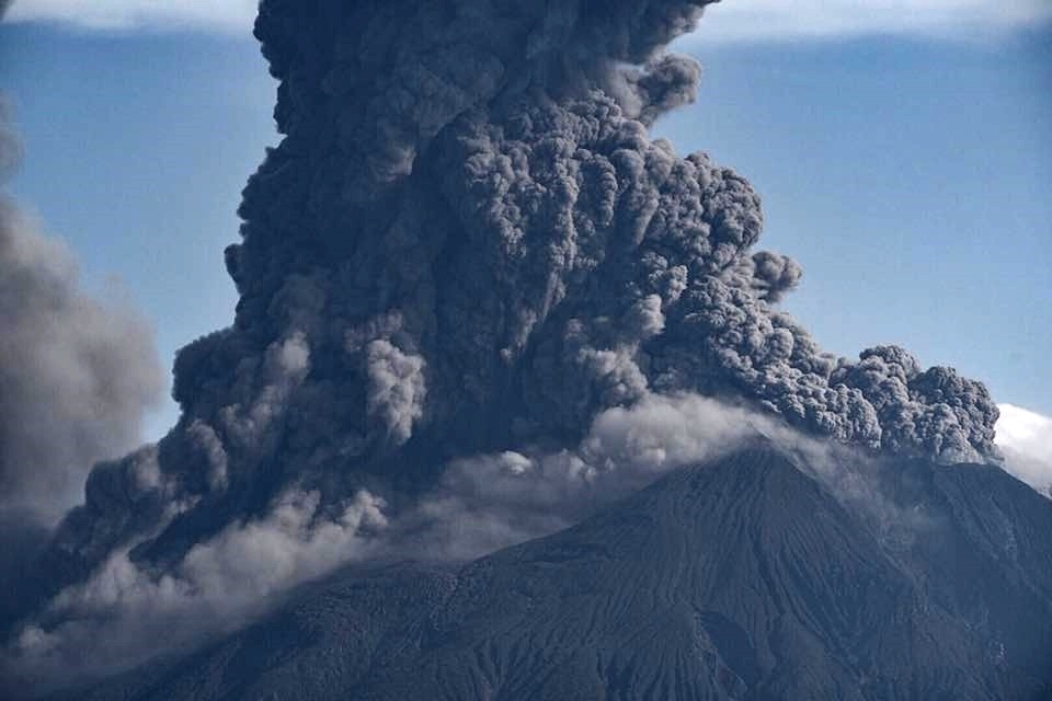 Volcanic Unrest Escalates