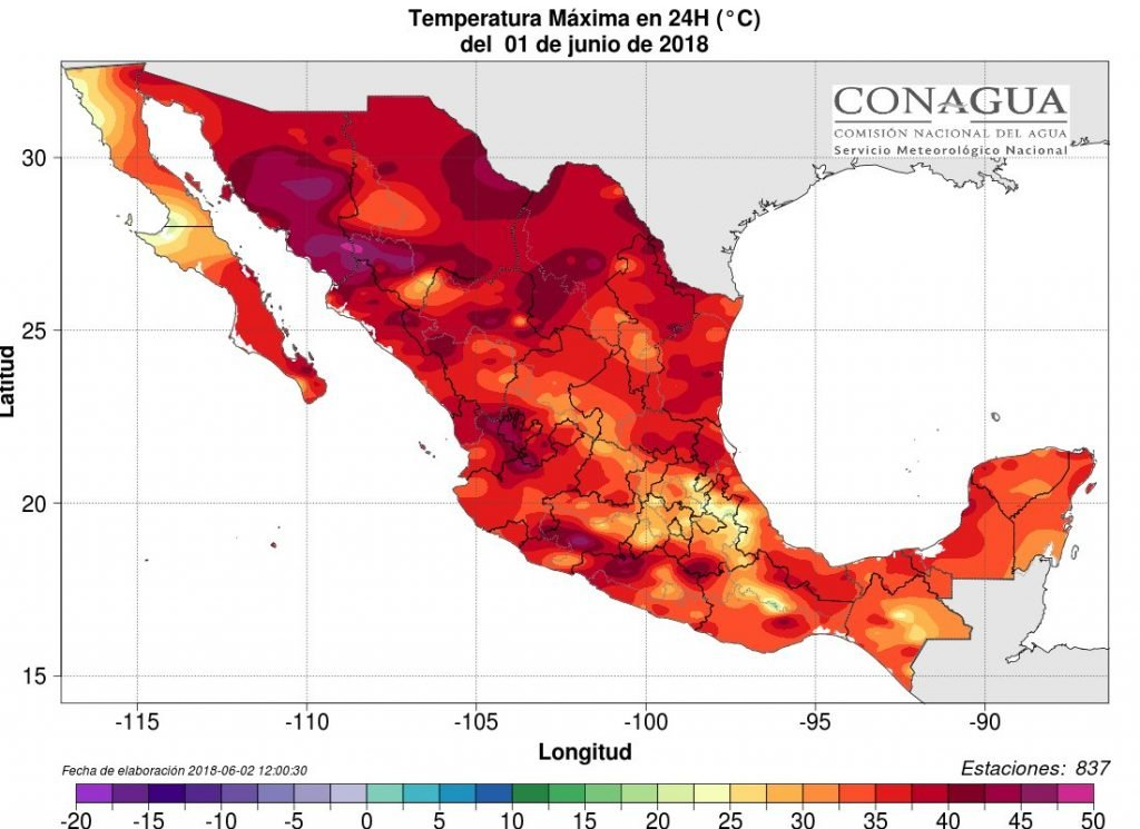 heat wave mexico, traffic lights melt mexico, mexico heat wave 2018 news, it's so hot in mexico traffic lights are melting