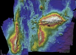 new hydrothermal fied discovered azores, new hydrothermal field azores, azores hydrothermal field