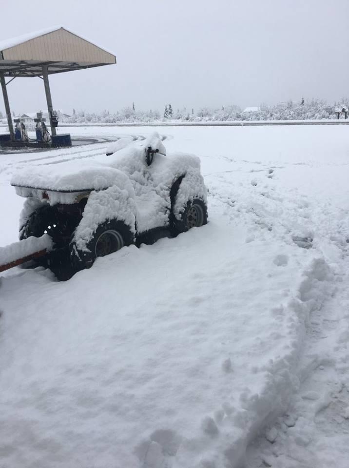 snow alaska june 2018, alaska snow, snow anomaly alaska june 2018