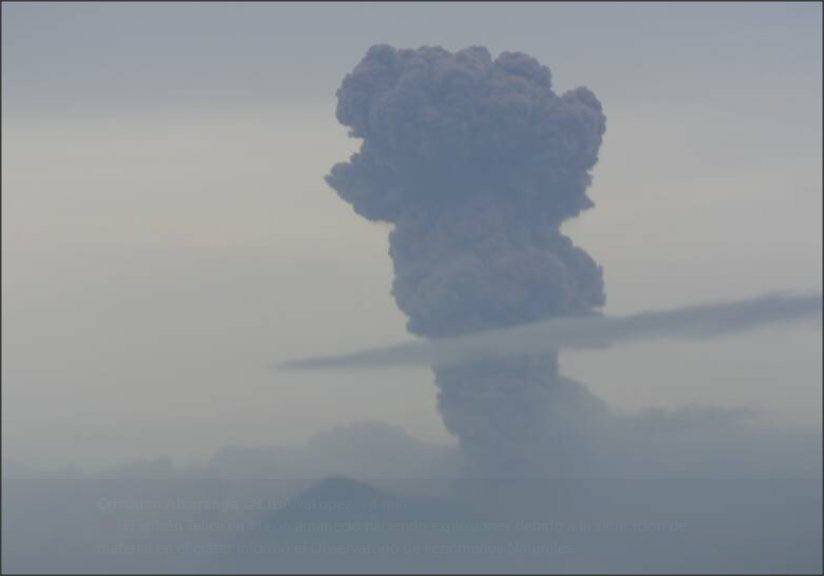 Telica eruption on June 21 2018, Telica eruption on June 21 2018 pictures, Telica eruption on June 21 2018 video