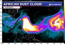african dust cloud houston, african dust cloud houston texas, african dust cloud texas