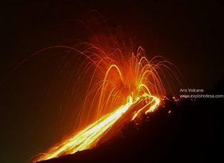 anak krakatau eruption july 2018, anak krakatau eruption july 2018 pictures, anak krakatau eruption july 2018 video