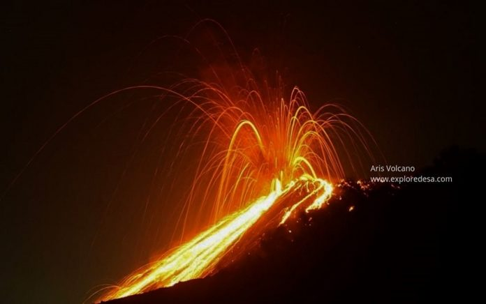 anak krakatau eruption july 2018, anak krakatau eruption july 2018 pictures, anak krakatau eruption july 2018 video