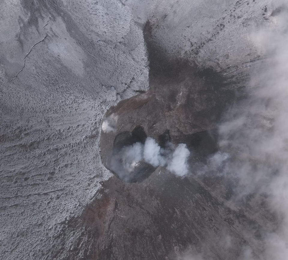 cleveland volcano, cleveland volcano activity, cleveland volcano news, cleveland volcano update