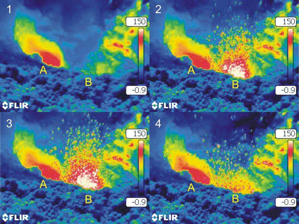 etna eruption july 24 2018, etna eruption july 2018, etna strombolian activity july 2018