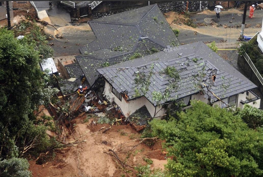 Japan: 3.2 million people flee unprecedented floods while ...