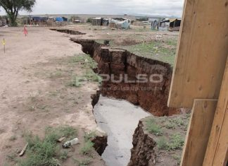 huge crack mexico, huge crack mexico june 2018, huge crack mexico june 2018 pictures