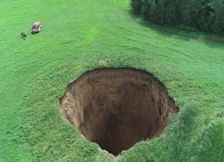 giant crater russia july 2018, giant crater russia july 2018 videos, giant crater russia july 2018 pictures, giant crater russia july 2018 pictures and videos