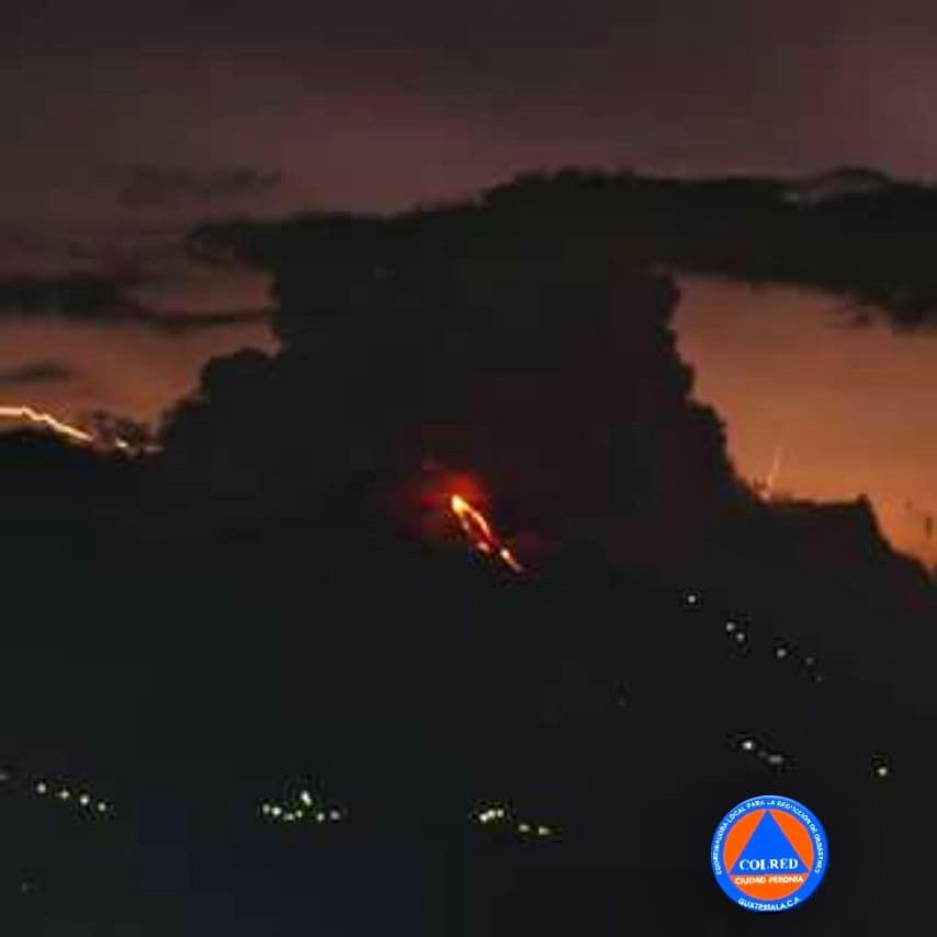 pacaya volcanic eruption july 2018