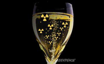 radioactive wine california, radioactive champagne california, radioactivity wine california