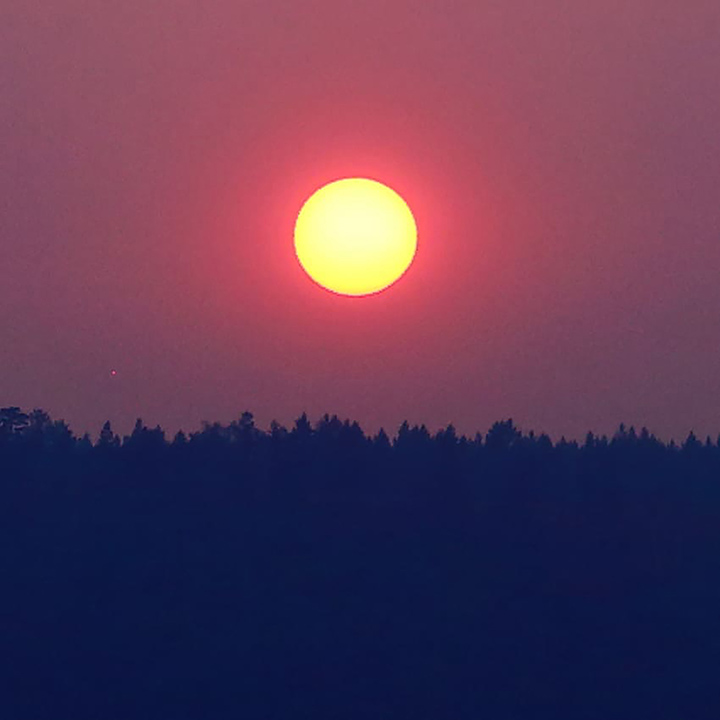 sun disappears siberia, sun disappears siberia russia, sun disappears siberia july 2018, sun disappears siberia july 2018 pictures