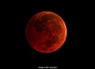 blood red lunar eclipse july 27 2018, lunar eclipse july 27 2018, total lunar eclipse on July 27 2018, Visibility map of the total lunar eclipse on July 27 2018