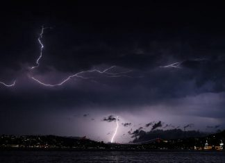 turkey lightning storm july 2018, turkey lightning storm july 2018 video, turkey lightning storm july 2018 pictures