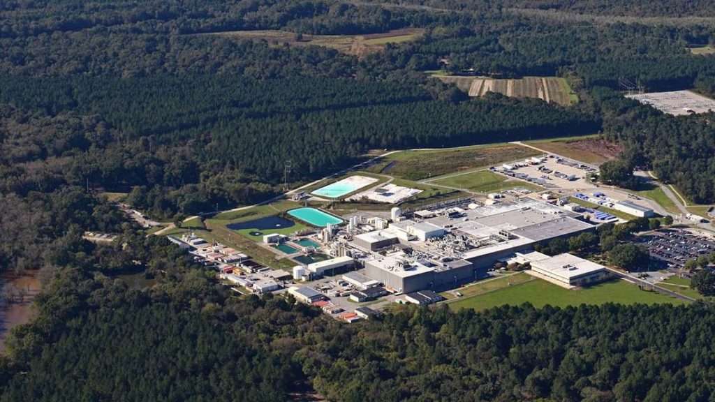 uranium leak Westinghouse nuclear fuel factory NC, Radioactive uranium has leaked through a three-inch hole in the floor at a nuclear fuel factory in South Carolina, radioactive leak north carolina
