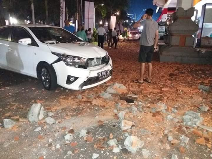 M6.9 earthquake lombok august 5 2018, M6.9 earthquake indonesia august 5 2018, M6.9 earthquake indonesia, M6.9 earthquake indonesia lombok august 5 2018 photo, M6.9 earthquake indonesia lombok august 5 2018 video