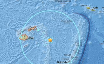 M8.2 earthquake fiji august 19 2018, M8.2 earthquake fiji august 19 2018 map