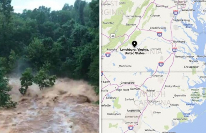 college lake dam failure lynchburg virginia, college lake dam failure lynchburg virginia august 2018, college lake dam failure lynchburg virginia video, college lake dam failure lynchburg virginia picture