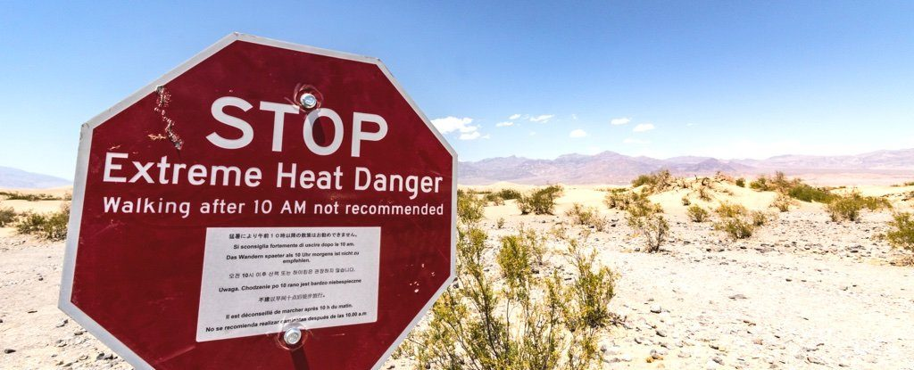 death valley hottest month earth, death valley hottest month earth record, hottest month on earth death valley, hottest month on earth, Death Valley Just Posted The Hottest Month Ever Recorded Anywhere on Earth