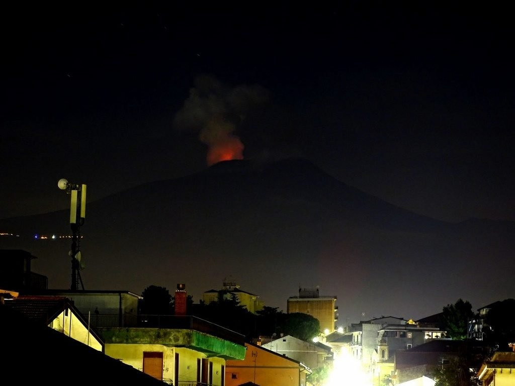 etna volcano eruption august 21 2018