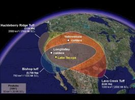 long valley caldera, long valley caldera update, long valley caldera supervolcano update