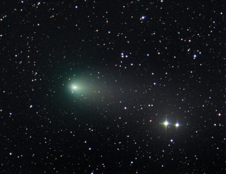 comet 21P, comet september 2018, bright comet september 2018, bright comet september 2018 photo, bright comet september 2018 video