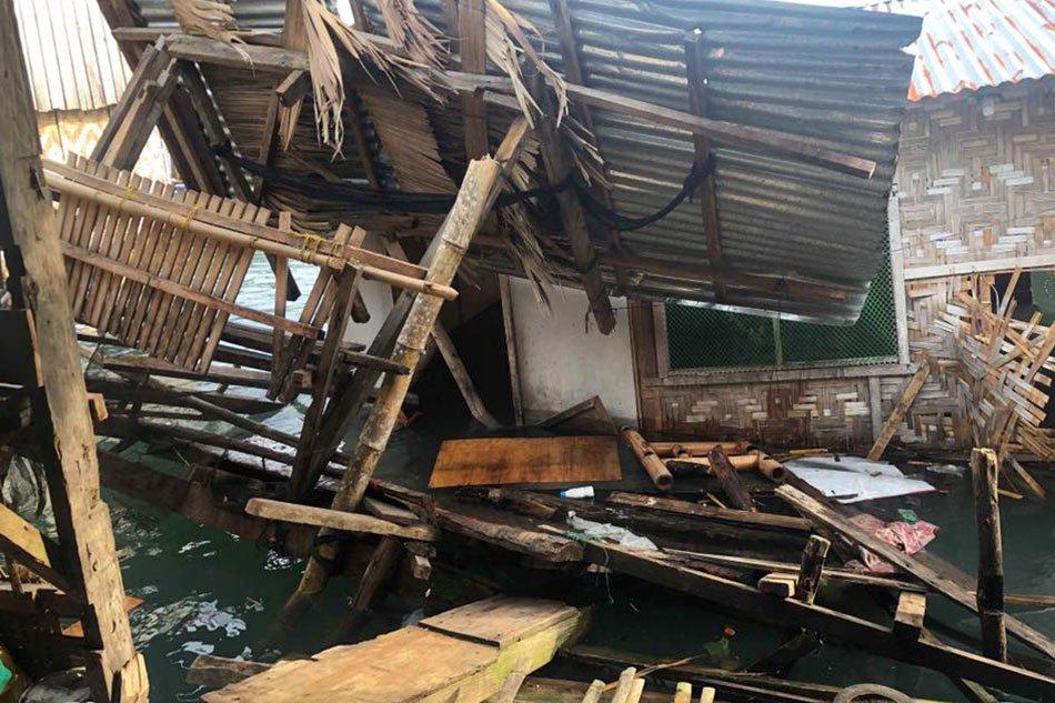 earthquake philippines, M6.1 earthquake philippines