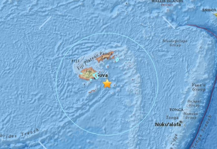 fiji earthquake september 6 2018, fiji earthquake september 6 2018 map, map, fiji earthquake september 6 2018, fiji earthquake september 6 2018 tsunami