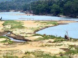 giant crack rivers wells dry up kerala, giant cracks empty rivers and wells in Kerala, giant cracks empty rivers and wells in Kerala india