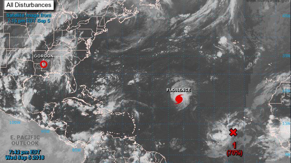 hurricane florence, hurricane florence bahamas, hurricane florence bermuda, hurricane florence september 2018