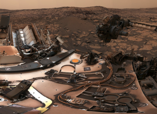 new 360 panorama of mars, picture mars 360 degree
