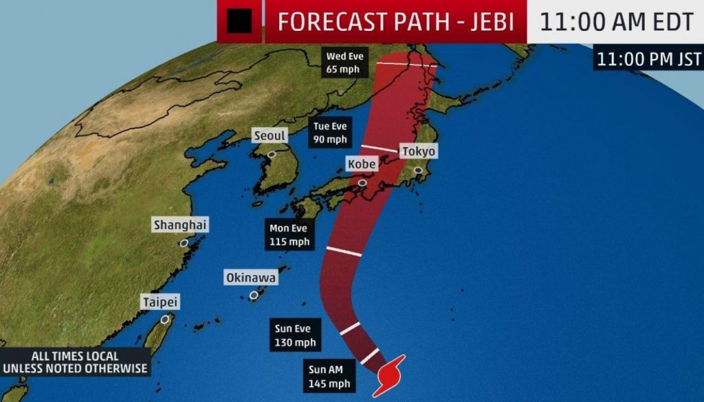 super typhoon jebi, super typhoon jebi path, super typhoon jebi japan, super typhoon jebi september 2018, super typhoon jebi video, super typhoon jebi pictures