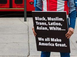 We all make America great