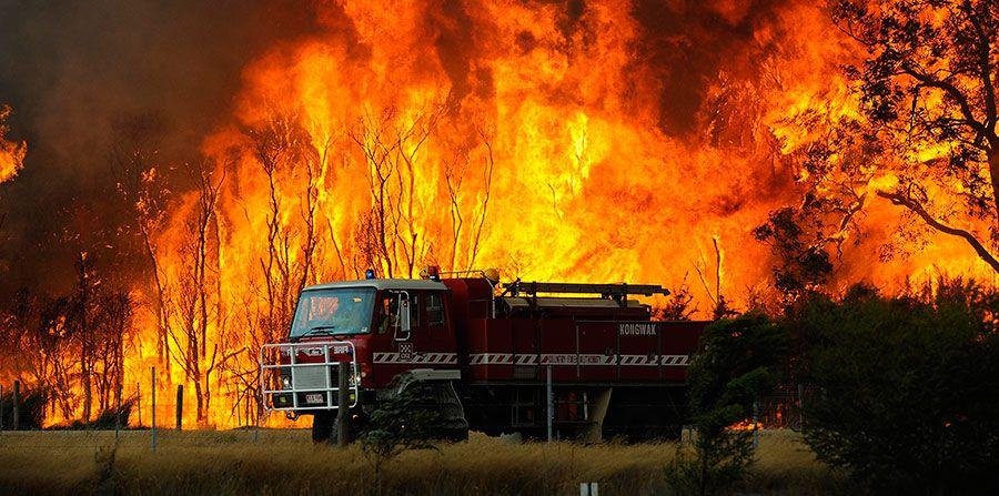 wildfire australia 2018, bush fire australia 2018