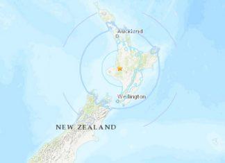 M6.1 earthquake new zealand, M6.1 earthquake new zealand map, M6.1 earthquake new zealand map october 2018, M6.1 earthquake new zealand map october 30 2018
